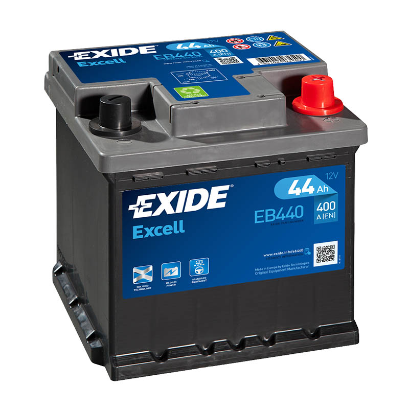 Exide Excell EB440